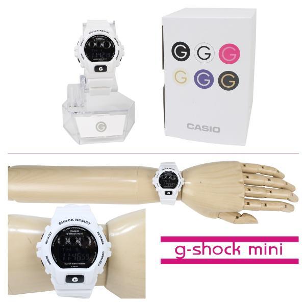 カシオ CASIO g-shock mini 腕時計 GMN-691-7AJF ジーショック ミニ Gショック G-ショック レディース 7/25 追加入荷 sneak 04