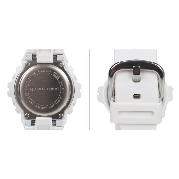 カシオ CASIO g-shock mini 腕時計 GMN-691-7BJF ジーショック ミニ Gショック G-ショック レディース 8/22 追加入荷|sneak|03
