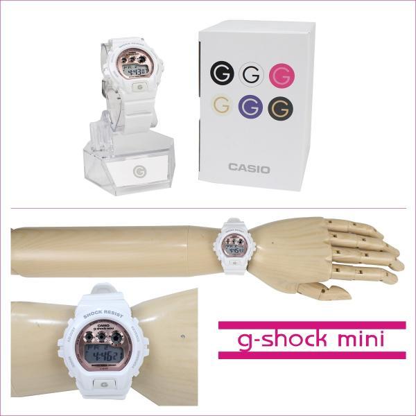 カシオ CASIO g-shock mini 腕時計 GMN-691-7BJF ジーショック ミニ Gショック G-ショック レディース 8/22 追加入荷|sneak|04