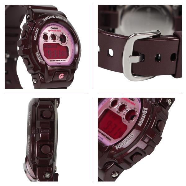 カシオ CASIO g-shock mini 腕時計 GMN-692-5JR ジーショック ミニ Gショック G-ショック レディース 9/15 追加入荷|sneak|02