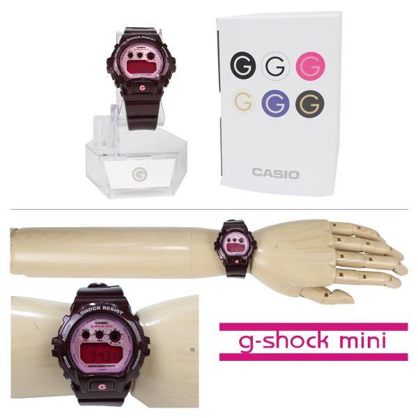 カシオ CASIO g-shock mini 腕時計 GMN-692-5JR ジーショック ミニ Gショック G-ショック レディース 9/15 追加入荷|sneak|04