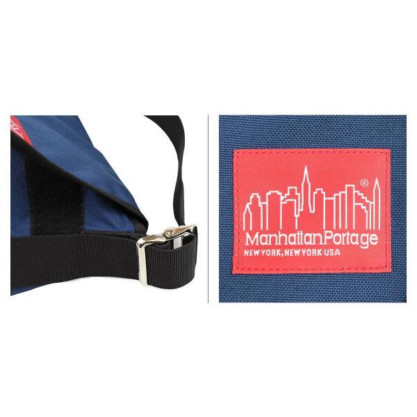 マンハッタンポーテージ Manhattan Portage メッセンジャーバッグ ショルダーバッグ 1605V メンズ レディース
