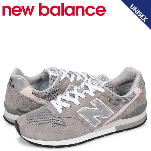 ニューバランスnewbalance996スニーカーメンズレディースDワイズグレーCM996BG