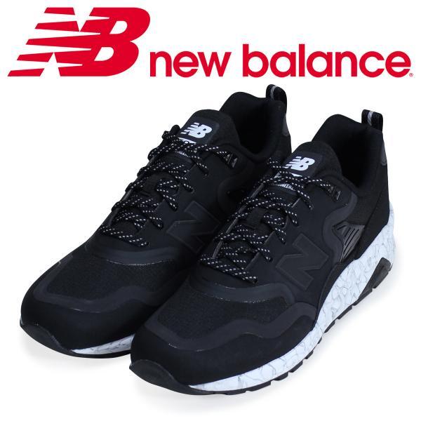 b803be08968a5 ニューバランス 580 メンズ new balance スニーカー MRT580TB Dワイズ 靴 ブラック 黒 sneak ...