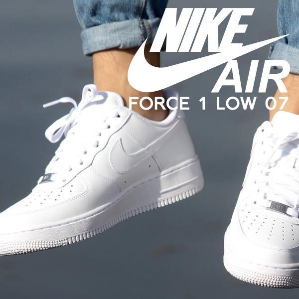 ナイキ NIKE エアフォース1 スニーカー AIR FORCE 1 LOW 07 ロー 315122-111 メンズ レディース 靴 ホワイト 6/15 再入荷|sneak|02