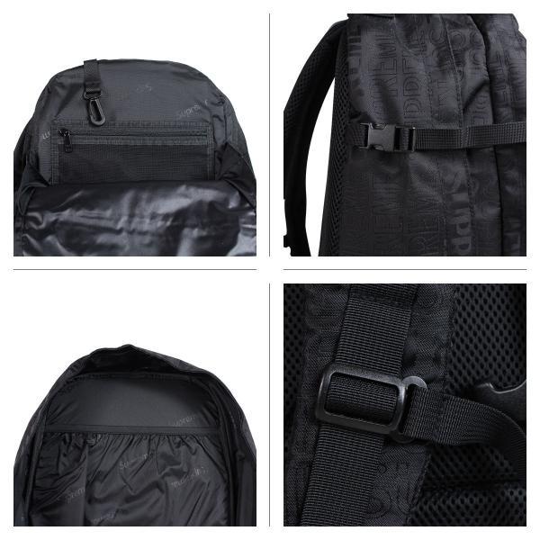 76625ec2a4 ... シュプリーム Supreme リュック バッグ バックパック メンズ レディース 25L BACKPACK ブラック レッド 黒|sneak|