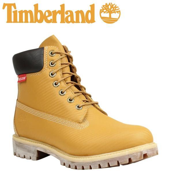 ティンバーランド Timberland メンズ 6 INCH PRM HELCOR CARBON FIBER BOOT ブーツ 6インチ プレミアム 6607A Wワイズ|sneak