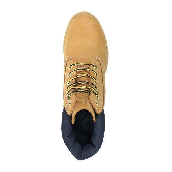 ティンバーランド Timberland ブーツ 6インチ メンズ 6-INCH WATERPROOF PREMIUM BOOTS Wワイズ ウィート A1VXW|sneak|04