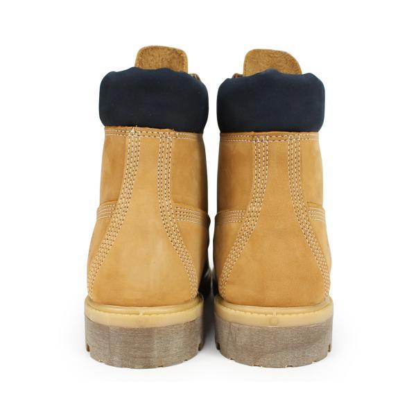 ティンバーランド Timberland ブーツ 6インチ メンズ 6-INCH WATERPROOF PREMIUM BOOTS Wワイズ ウィート A1VXW|sneak|06