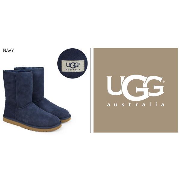 UGG アグ メンズ MEN'S CLASSIC SHORT ムートンブーツ クラシック ショート 5800 6カラー|sneak|03