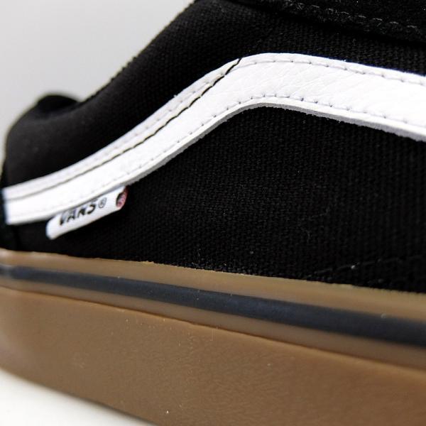 バンズ レディース オールドスクール プロ VANS OLDSKOOL PRO BLACK/GUM VN000ZD4BW9 スニーカー スエード スケートボードシューズ ブラック ガムソール