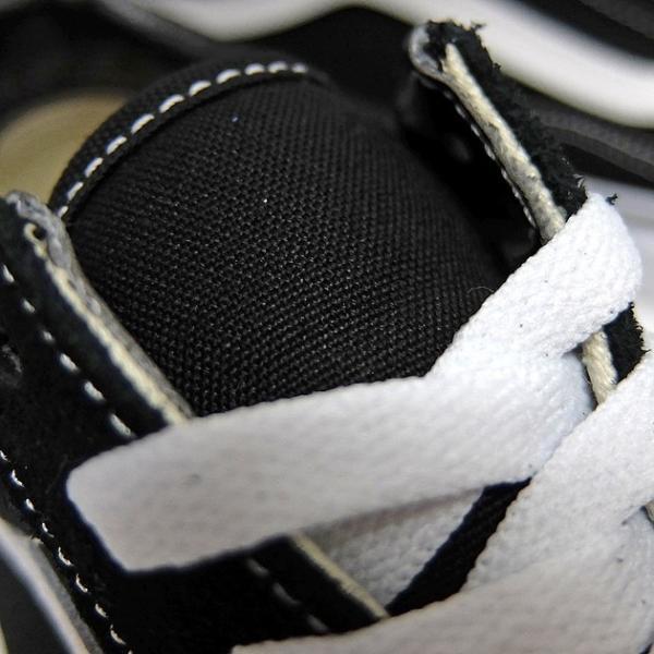 VANS バンズ オールドスクール OLD SKOOL BLACK/WHITE VN000D3HY28 VN-0D3HY28 MEN'S メンズ スニーカー OLDSKOOL 黒 ブラック スエード USA企画 あすつく|sneaker-bouz|03