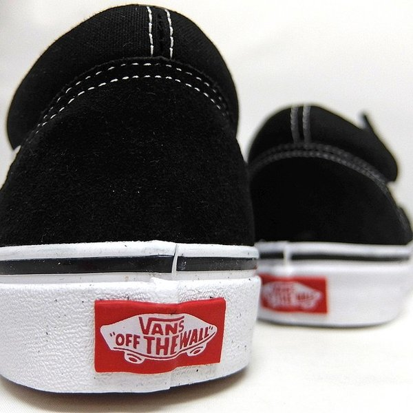 VANS バンズ オールドスクール OLD SKOOL BLACK/WHITE VN000D3HY28 VN-0D3HY28 MEN'S メンズ スニーカー OLDSKOOL 黒 ブラック スエード USA企画 あすつく|sneaker-bouz|09