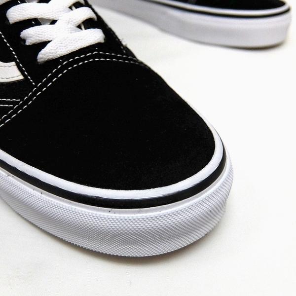 VANS バンズ オールドスクール レディースサイズ OLD SKOOL BLACK/WHITE VN000D3HY28 VN-0D3HY28 スニーカー OLDSKOOL 黒 ブラック スエード USA企画 あすつく|sneaker-bouz|05
