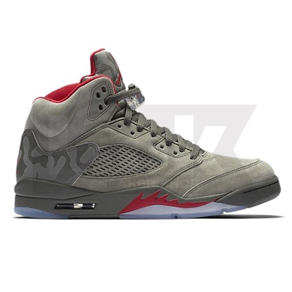 【定価22680円→18360円】NIKE AIR JORDAN 5 RETRO REFLECTIVE CAMO DARK STUCCO/FIRE【価格修正】|sneaker-shop-link|01
