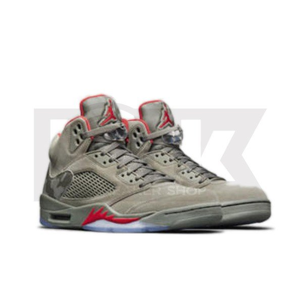 【定価22680円→18360円】NIKE AIR JORDAN 5 RETRO REFLECTIVE CAMO DARK STUCCO/FIRE【価格修正】|sneaker-shop-link|02