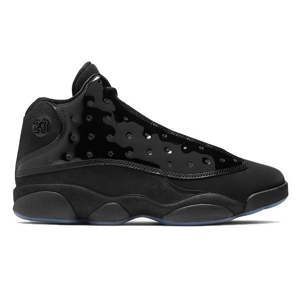 NIKE AIR JORDAN 13 RETRO CAP AND GOWN BLACK BLACK|sneaker-shop-link
