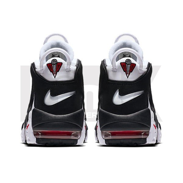 NIKE AIR MORE UPTEMPO WHITE BLACK RED|sneaker-shop-link|04