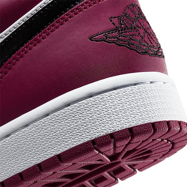 NIKE AIR JORDAN 1 LOW NOBLE RED/BLACK-WHITE|sneaker-shop-link|05