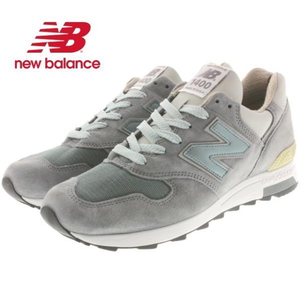 定番 ニューバランス New balance スニーカー M1400 スティールブルー SB USA|sneaker-soko
