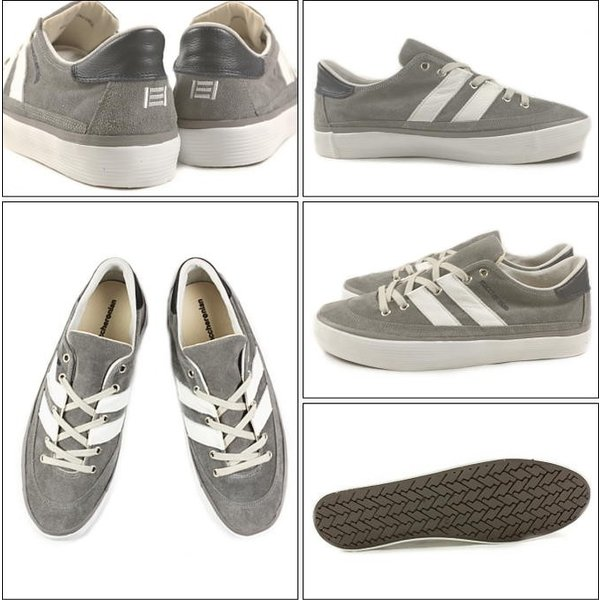 20%OFF マカロニアン maccheronian 2664S グレー/ホワイト/ネイビー|sneaker-soko|02