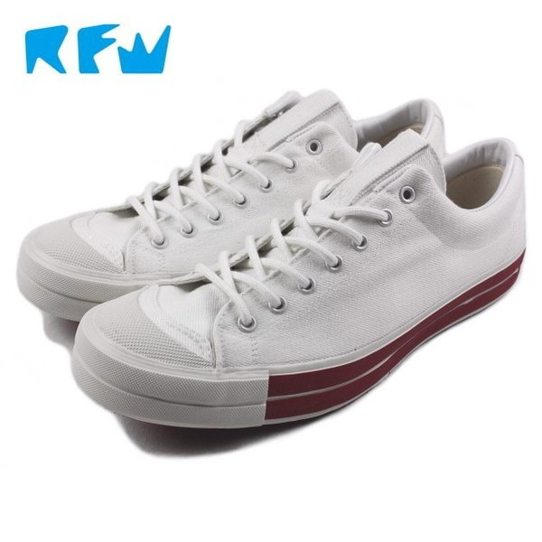 20%OFF RFW アールエフダブリュー BAGEL LO 2 DENIM ベーグル ロー 2 デニム ホワイト R1532233|sneaker-soko