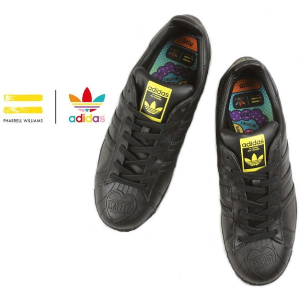 20%OFF アディダス adidas SUPERSTAR SUPERSHELL スーパースター スーパーシェル コアブラック/コアブラック/イエロー S83345|sneaker-soko