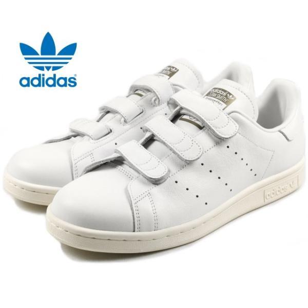 20%OFF アディダス adidas STAN SMITH CF TF スタンスミス コンフォート TF FTWホワイト/FTWホワイト/マットゴールド AQ5358 sneaker-soko