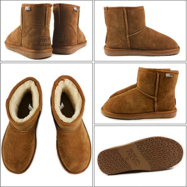 SALE BEACH FEET ビーチフィート クラシック ブーツ ミニ チェスナット BEF007-43 レディース|sneaker-soko|02