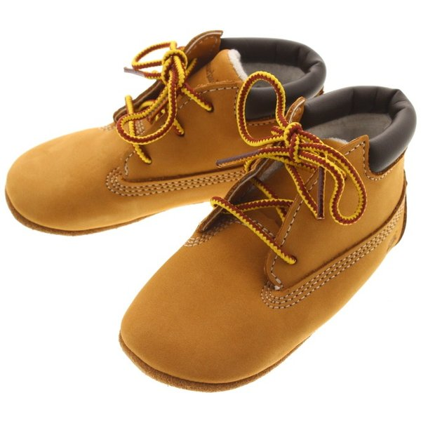30%OFF 子供 ティンバーランド Timberland CRIB BOOTIE WITH HAT クリブ ブーティ ウィズ ハット ウィート 9589R|sneaker-soko|02