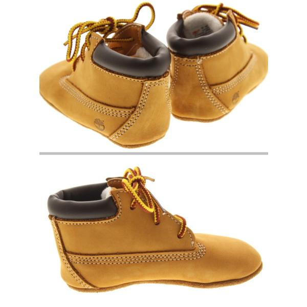 30%OFF 子供 ティンバーランド Timberland CRIB BOOTIE WITH HAT クリブ ブーティ ウィズ ハット ウィート 9589R|sneaker-soko|03