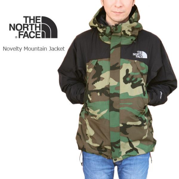 83cf14bc24cef ノースフェイス THE NORTH FACE NOVELTY MOUNTAIN JACKET ノベルティー マウンテン ジャケット ウッドランド  NP61545-CF ...