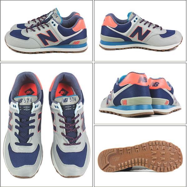 50%OFF ニューバランス New balance ML574 ストーングレー EXC スニーカー sneaker-soko 02