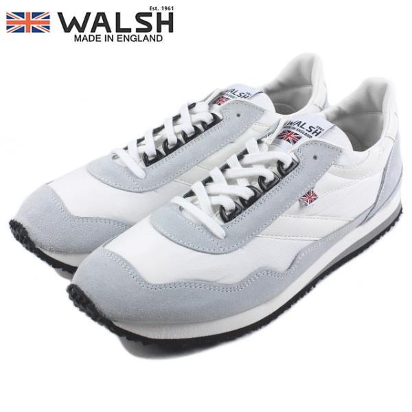 SALE WALSH ウォルシュ ENSIGN エンサイン ホワイト ENS70025|sneaker-soko