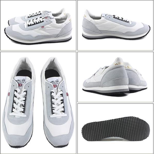 SALE WALSH ウォルシュ ENSIGN エンサイン ホワイト ENS70025|sneaker-soko|02