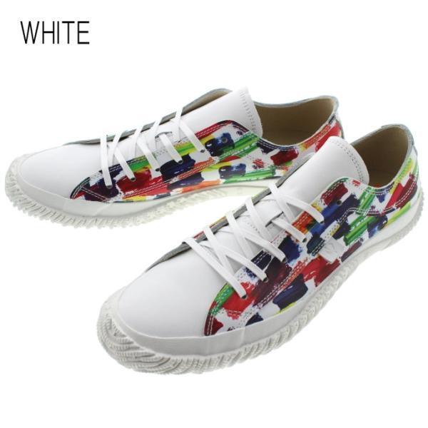 交換返品送料無料 スピングルムーヴ スピングルムーブ スニーカー SPM-157 ホワイト(61) ブラック(5)|sneaker-soko|05