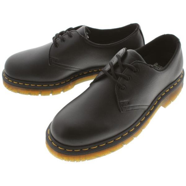 交換返品送料無料 ドクターマーチン Dr.Martens 1461 SR 3ホール シューズ ブラック 24381001|sneaker-soko