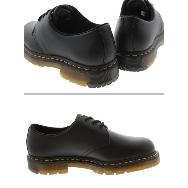 交換返品送料無料 ドクターマーチン Dr.Martens 1461 SR 3ホール シューズ ブラック 24381001|sneaker-soko|02