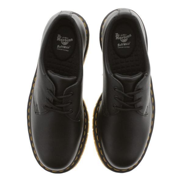 交換返品送料無料 ドクターマーチン Dr.Martens 1461 SR 3ホール シューズ ブラック 24381001|sneaker-soko|04