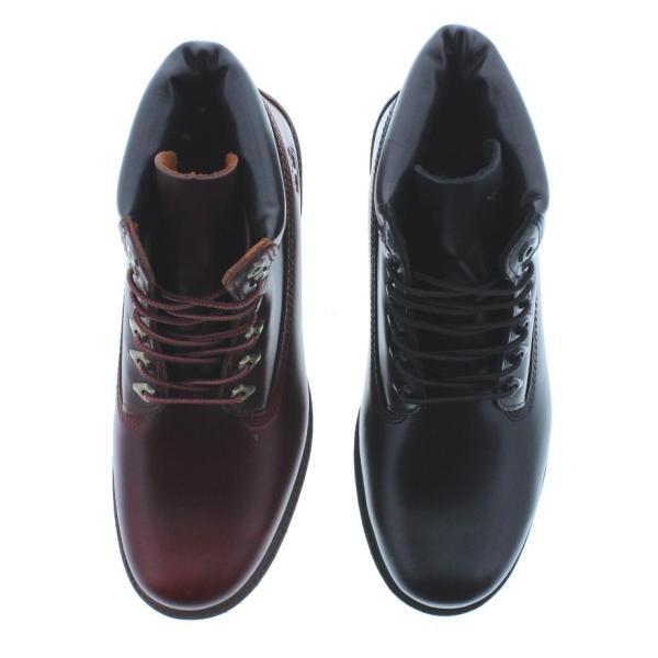 ティンバーランド Timberland ブーツ ヘリテージ 6インチ ウォータープルーフ ブーツ ブラックフルグレイン(TB0A22WK) MDブラウンフルグレイン(TB0A22W9) sneaker-soko 04