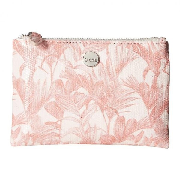 レディース 女性用 LODIS ACCESSORIES PALM CLEO SMALL POUCH