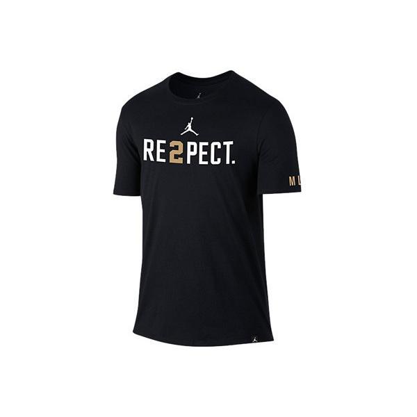 33c079a63b9761 JORDAN RE2PECT TEE  DEREK JETER   MLK  ジョーダン ジーター リスペクト Tシャツ ...