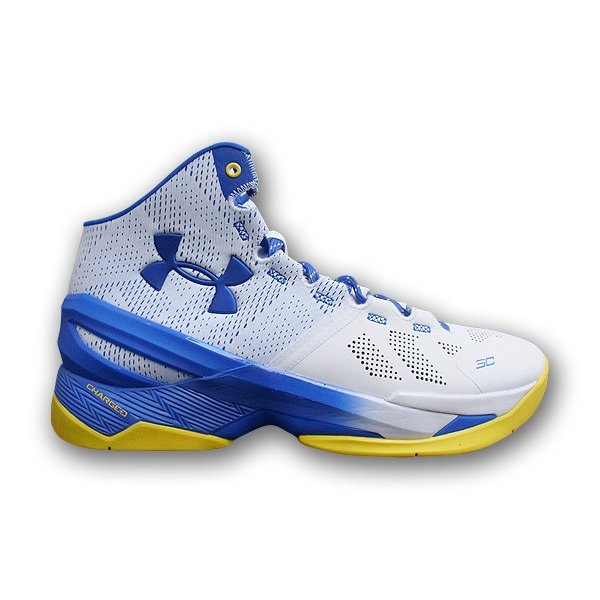 low priced 4056b 089c3 UNDER ARMOUR CURRY 2 'DUB NATION HOME' アンダーアーマー カリー 2 【MEN'S】 white/team  royal 1259007-104 :sn2607:SNEAKER PLUSONE - 通販 - Yahoo!ショッピング