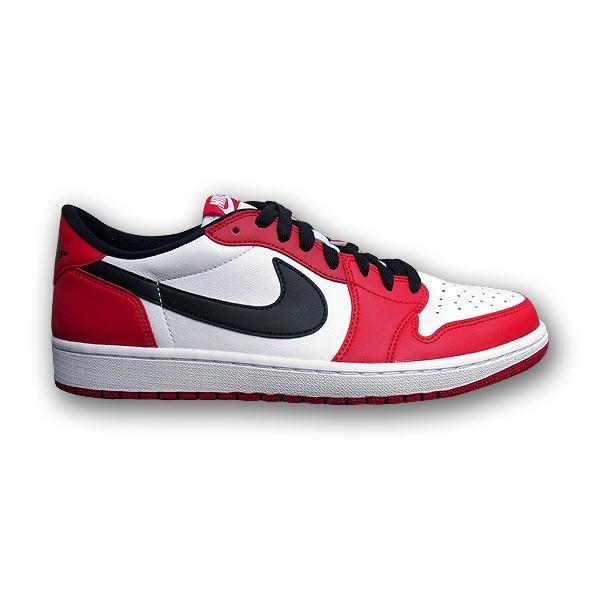 AIR JORDAN 1 RETRO LOW OG 'CHICAGO' エア ジョーダン 1 レトロ ロー OG 【MEN'S】 varsity red/black-white 705329-600|sneakerplusone