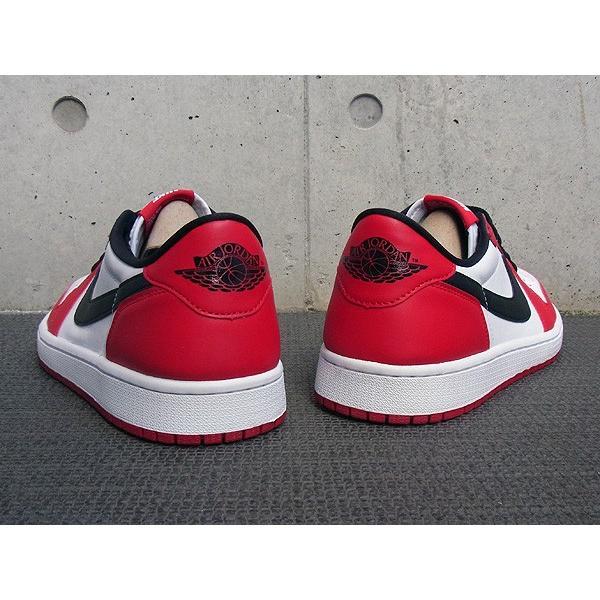 AIR JORDAN 1 RETRO LOW OG 'CHICAGO' エア ジョーダン 1 レトロ ロー OG 【MEN'S】 varsity red/black-white 705329-600|sneakerplusone|04