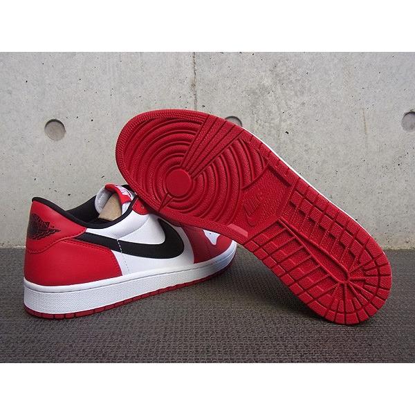 AIR JORDAN 1 RETRO LOW OG 'CHICAGO' エア ジョーダン 1 レトロ ロー OG 【MEN'S】 varsity red/black-white 705329-600|sneakerplusone|05