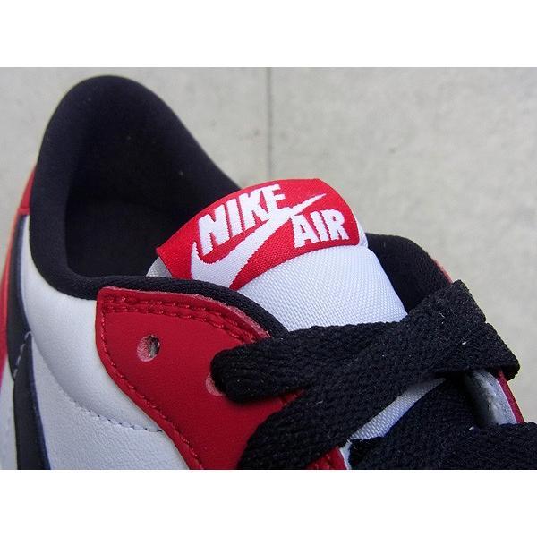 AIR JORDAN 1 RETRO LOW OG 'CHICAGO' エア ジョーダン 1 レトロ ロー OG 【MEN'S】 varsity red/black-white 705329-600|sneakerplusone|06