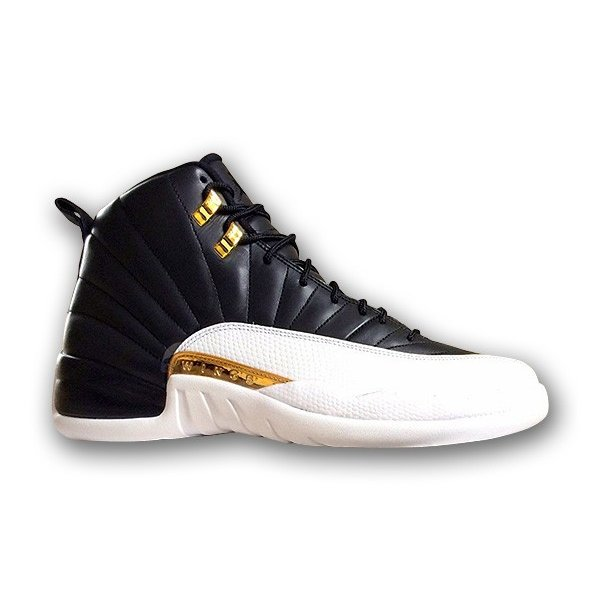 quality design cadce eb96c AIR JORDAN 12 RETRO 'WINGS' エア ジョーダン 12 レトロ ウイングス 【MEN'S】  black/white-metallic gold 848692-033