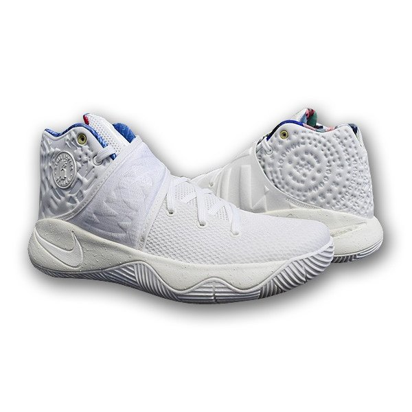 premium selection 57ee8 7b502 KYRIE 2  WHAT THE  カイリー 2  MEN S  sail sail 914681- ...