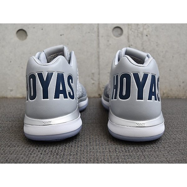 5884e949ef57d3 ... AIR JORDAN XXXI LOW  GEORGETOWN HOYAS  エア ジョーダン 31 ローカット  MEN S  wolf  ...